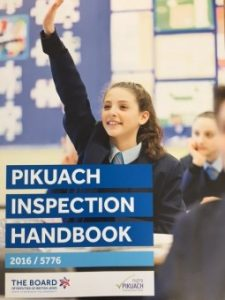 Pikuach Inspection Handbook Front Cover